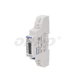 1-fazowy wskaźnik zużycia energii elektrycznej, 40A, wyjście impulsowe  OR-WE-501 ORNO