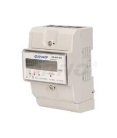 3-fazowy wskaźnik zużycia energii elektrycznej, 80A OR-WE-505 ORNO