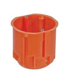 Puszka PK60 1xgips pomarańczowa 0220-00  ELPN
